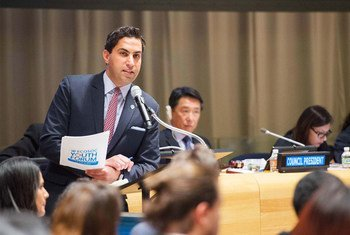 Ahmad Alhendawi of Jordan was appointed in 2013 by former United Nations Secretary-General Ban Ki-moon as his first-ever Envoy on Youth.