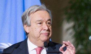 Глава ООН выразил соболезнования близким погибших в авиакатастрофе в Иране