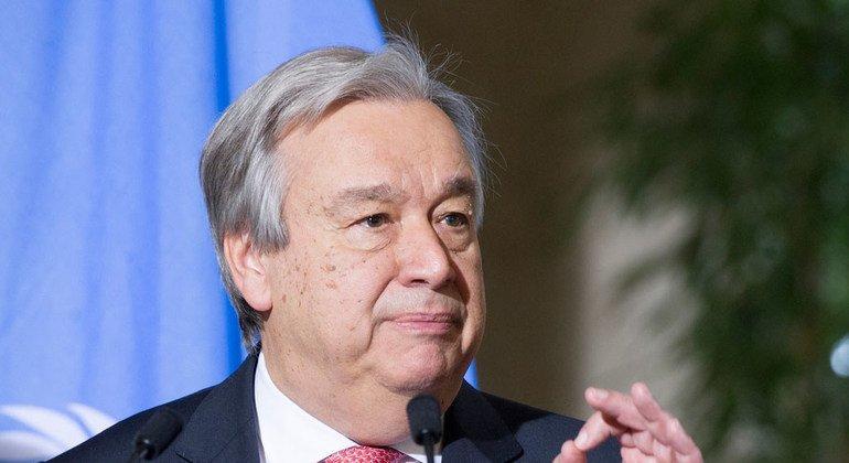 美国国会骚乱事件:联合国秘书长敦促政治领导人告诫支持者避免暴力 尊重民主程序和法制
