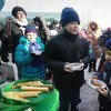 Дети в центре помощи в Авдеевке, Украина. Фото ЮНИСЕФ/ А. Филиппов