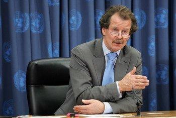 UN independent expert Manfred Nowak.