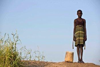جنوب السودان 20 أكتوبر 2016. المصدر: اليونيسف / UN043942 / هولت