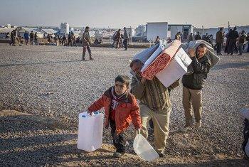 Avaliações abrangentes identificaram 6,7 milhões de pessoas que necessitam de assistência humanitária em 2019.