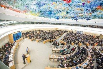 Conselho de Direitos Humanos, em Genebra.