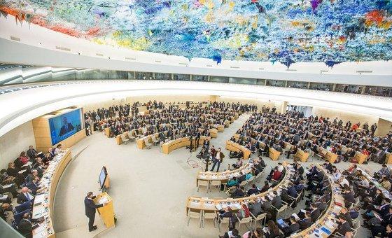Зал Совета по правам человека