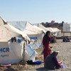 Familias desplazadas de Mosul. Foto: ACNUR/Caroline Gluck