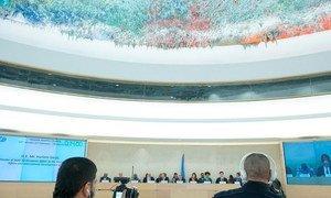 Зал Совета ООН по правам человека