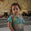 Треть сирийских  детей родились после начала конфликта. Как и эта девочка из Алеппо, они не знают, что такое мирная жизнь.
