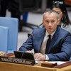 أرشيف: نيكولاي ملادينوف، المنسق الخاص لعملية السلام في الشرق الأوسط.