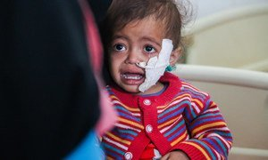 Children are paying the heaviest price as conflict in Yemen enters third year.