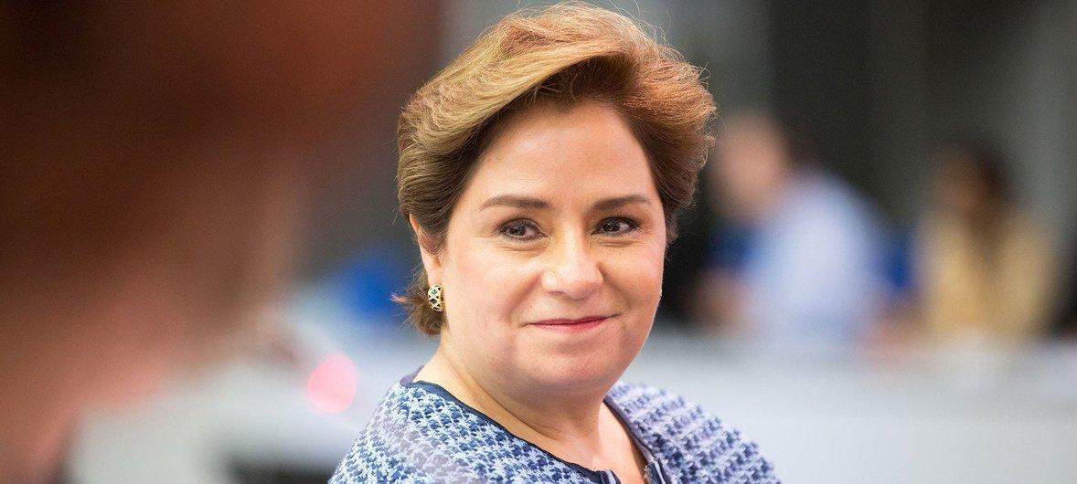Ms. Patricia Espinosa, Executive Secretary designate of the UN Framework Convention on Climate Change (UNFCCC).