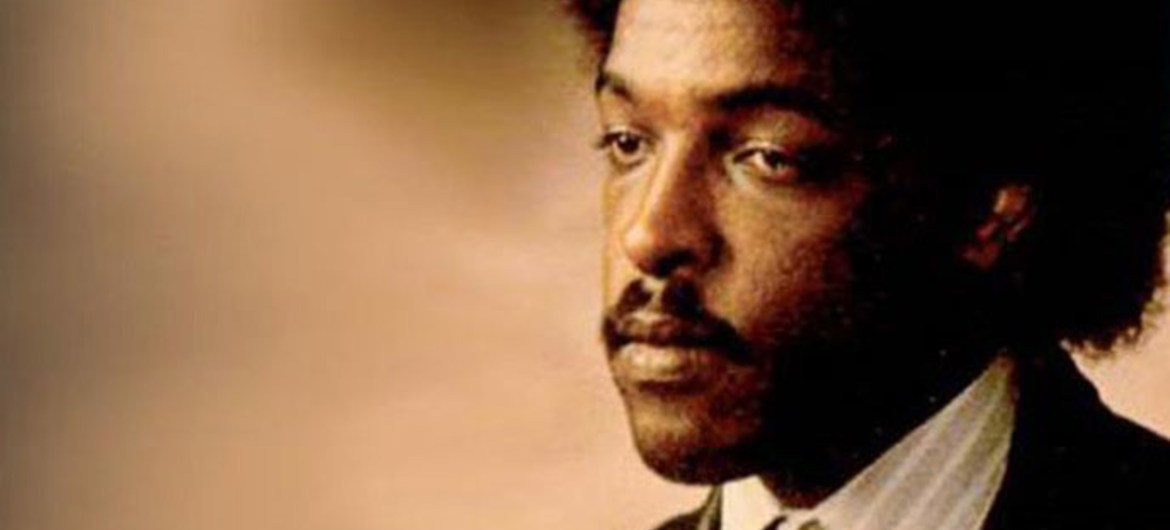 Dawit Isaak, in Sweden circa 1987-88. He has been chosen to receive the 2017 UNESCO/Guillermo Cano World Press Freedom Prize.