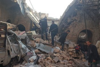 El conflicto en Siria ha causado la destrucción de los servicios de salud en todo el país.