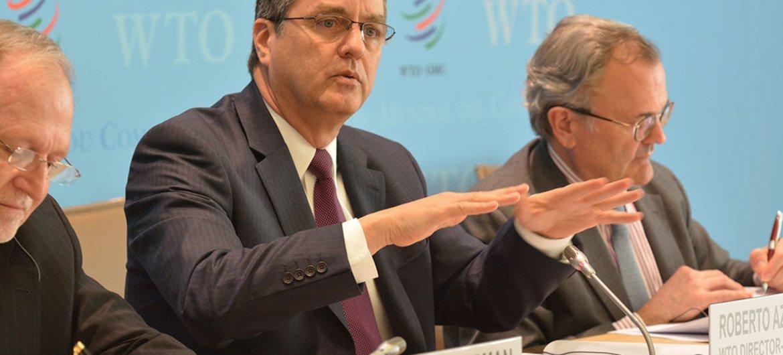 Roberto Azevêdo ocupava o cargo desde 2013 e devia sair apenas em 2021
