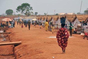 Un camp de déplacés à Wau, au Soudan du Sud. (archives). Photo OCHA/Guiomar Pau Sole