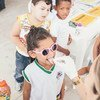 Integrated school campaign for the detection, prevention and elimination of leprosy, ocular trachoma and schistosomiasis in Pernambuco, Recife, Brazil.