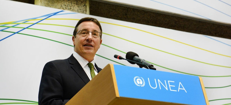 UNDP Administrator Achim Steiner.