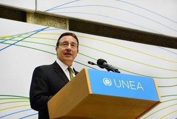UNDP Administrator Achim Steiner. Photo: UNEP