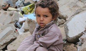 Os combates pioraram as condições de pobreza da população iemenita.