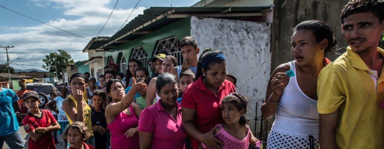 Expectativa é de que a economia da Venezuela registre uma contração de 10%.