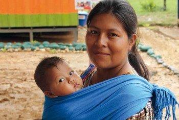 من المتوقع أن يصبح سوء التغذية أكبر عبء اجتماعي واقتصادي في أميركا اللاتينية. WFP/photo library