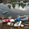 Segundo o Pnuma, cerca de 8 milhões de toneladas de plástico vão parar nos oceanos todos os anos.