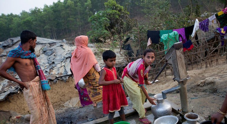 Myanmar: Displaced Rohingya at risk of 're-victimization ...