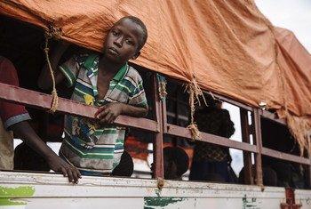 Около 19 тысяч детей - таких, как этот мальчик - служат в рядах вооруженных групп в Южном Судане. Фото УВКБ