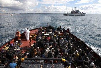 Travessia do Mar Mediterrâneo é a via marítima mais perigosa do mundo