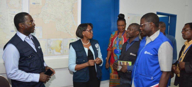 A diretora-geral da OMS na África, Matshidiso Moeti, disse que é preciso ter uma abordagem coletiva para derrotar a pandemia