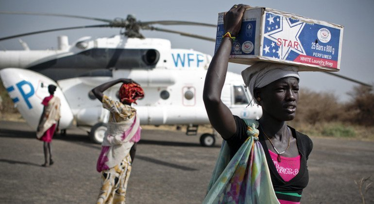 Ahead of rainy season, UN under 'time pressure' to deliver aid in South Sudan