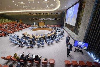 Le Conseil de sécurité de l'ONU. Photo ONU/Manuel Elias