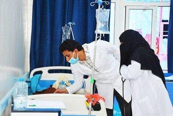 أرشيف: عام 2017 شهد اليمن أسوأ وباء للكوليرا في العصر الحديث على مستوى العالم.