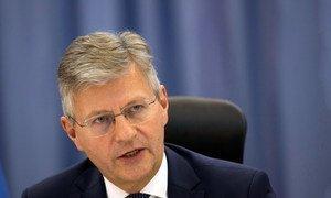 Le chef des opérations de maintien de la paix des Nations Unies, Jean-Pierre Lacroix (archives).