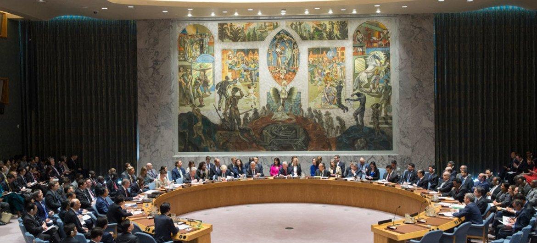Le Conseil de sécurité de l'ONU (archives). Photo ONU/Eskinder Debebe