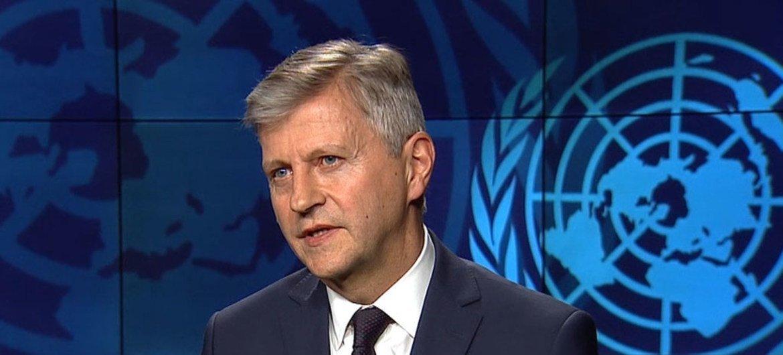 Lacroixcontou quea ONU aprecia o serviço e o sacrifício dos portugueses que servem em ambientes perigosos e difíceis