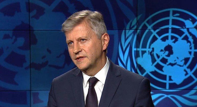 ИНТЕРВЬЮ: за 70 лет при исполнении своих обязанностей погибли 3,5 тыс. миротворцев ООН
