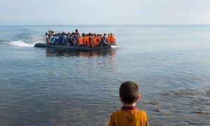 С начала года число мигрантов, отправляющихся в Европу по Средиземному морю возросло.