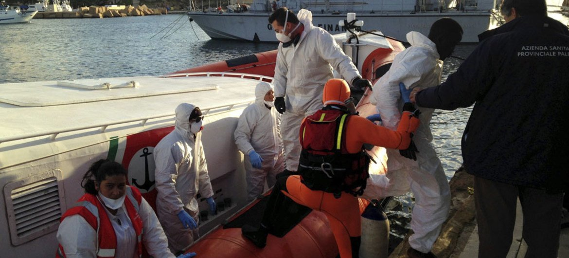 Recent Tragedies At Sea Highlight Urgency For Safe Pathways To