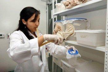A Aiea treinou especialistas de todo o mundo em técnicas de diagnóstico e combate a estas doenças
