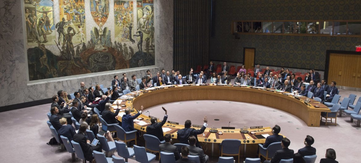 Security Council meeting on Non-proliferation-Democratic People's Republic of Korea.
