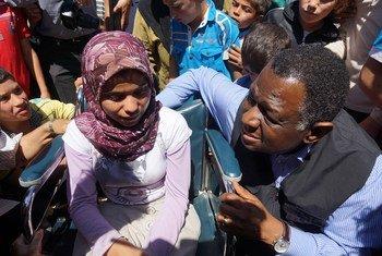 联合国各机构对人口基金执行主任奥索蒂梅因逝世表示哀悼。