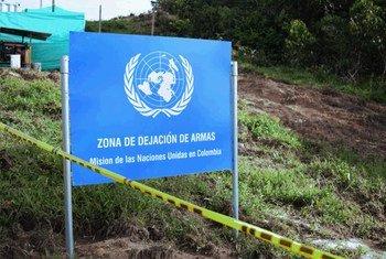 联合国驻哥伦比亚政治特派团图片