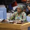 Promotora chefe do TPI, Fatou Bensouda.