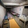 """位于乌克兰东部政府和非政府控制区域的""""接触线""""附近的的一所庇护所。UNICEF / Kozalov"""