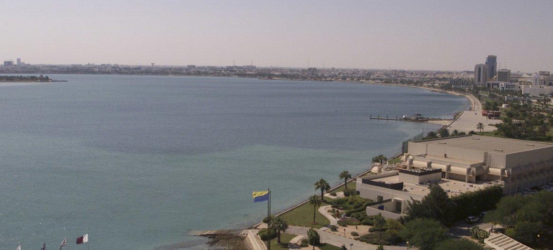 卡塔尔首都多哈。(资料)