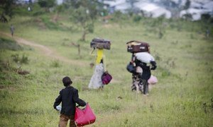 Des milliers de personnes ont fui le Burundi à cause de la violence et sont arrivées dans le camp de Mahama, au Rwanda (archives). Photo HCR/Kate Holt (archives)