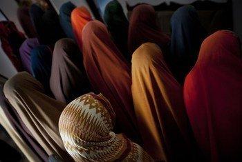 Женщины, пережившие сексуальное насилие. Могадишу, Сомали