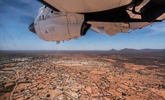 Гуманитарная авиационная служба ООН в  Сомали