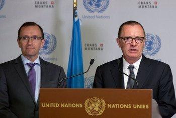 El secretario general adjunto de la ONU para Asuntos Políticos, Jeffrey Feltman. Foto: ONU